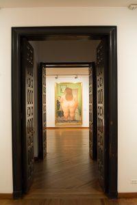 Hallway Museo Botero